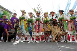 Los Cossiers de Montuïri recuperan 'La Mitjanit', el último de sus bailes perdidos