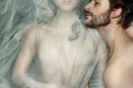 Clara Lago y Diego Martín presentan 'La Venus de las Pieles'