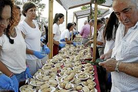 Concierto solidario en las 'vinyes'