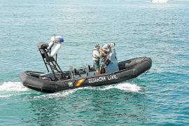 Un pescador encuentra un fardo de 30 kilos de hachís en es Port des Canonge