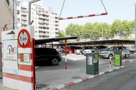 Los abonados de los parkings de Cort crecen un 22 % en el primer semestre