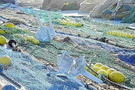 Malestar entre los vecinos del Port d'Andratx por las secuelas de las pasadas fiestas