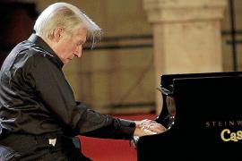 Joaquín Achúcarro conquistará el Castell de Bellver con un concierto solidario