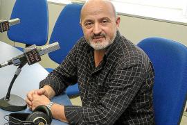 Sebastián Àlvaro, creador de 'Al filo de lo imposible', en el Club Ultima Hora