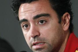 Xavi anuncia que no volverá a jugar con la selección española
