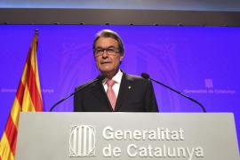 Mas: «La consulta se puede celebrar con democracia, leyes y diálogo»