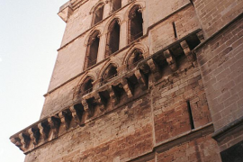 La Seu contará con un presupuesto de 1 millón de euros para reformar el campanario y el claustro
