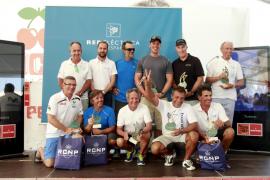 Los líderes en el ecuador de la Copa del Rey reciben los premios Enlace