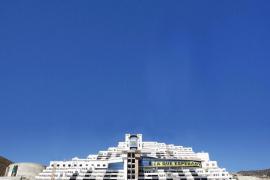 La Junta se queda con los terrenos del Algarrobico para tirar el hotel