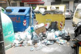 Emaya contratará a 15 peones de limpieza para suplir las bajas laborales