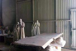 El Consell abre diligencias por la escultura de Josep Llimona