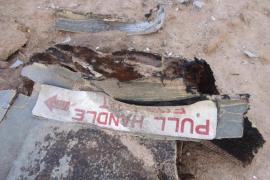 La segunda caja negra del avión siniestrado en Mali no funcionó