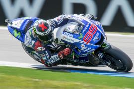Jorge Lorenzo amplía su contrato con Yamaha por dos años más