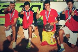 Jaume Antoni Munar se proclama campeón de Europa sub 18 con la selección española
