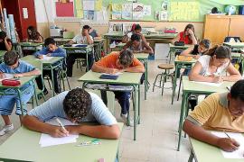 La ley Wert no financiará la educación en castellano en colegios privados de Balears