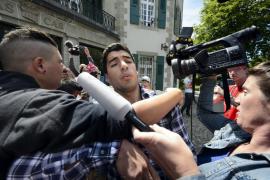 El TAS estudia la apelación de Luis Suárez contra su sanción por morder a Chiellini