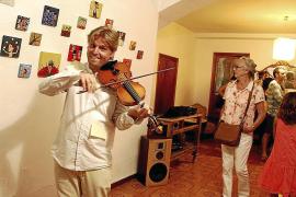 Alaró respira arte y espectáculos en la primera noche de su cita con Alart