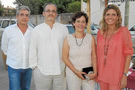 Macià Batle se viste de solidaridad con el Concert de la Lluna a les Vinyes