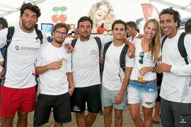 FIESTA REGATISTAS COPA DEL REY 2014