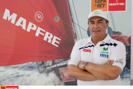 Pedro Campos hace historia en la Copa del Rey de vela con siete victorias