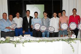 Entrega de premios de la Challenge Ciutat de Palma