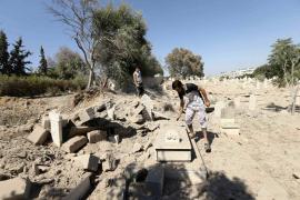 Los españoles evacuados de Gaza dicen que nunca vieron «tal nivel de destrucción»