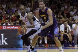 España afina su puesta a punto ante Angola en un partido en el que no forzó