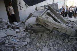 Los palestinos estudian la propuesta egipcia de un nuevo alto el fuego de 72 horas