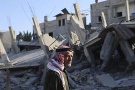 Israelíes y palestinos aprueban un alto el fuego de 72 horas