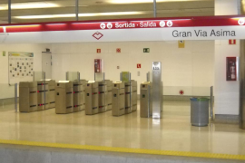 El PSIB pone en marcha un buzón de quejas por los retrasos y la falta de limpieza del metro