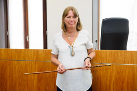 Virginia Marí resulta elegida nueva alcaldesa de Eivissa