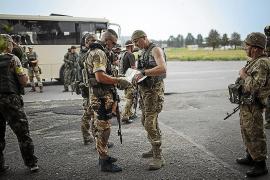 El envío de un 'convoy humanitario' ruso hace temer a Kiev la intervención militar