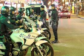 La policía detecta un aumento de robos en la Platja de Palma y refuerza su presencia