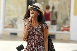 La noche del domingo al lunes fue la más bochornosa del año en Mallorca