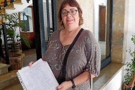 Más de 300 firmas para que la prolongación de la calle Sant Jaume tenga alcantarillado