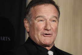 Encuentran muerto al actor Robin Williams en su casa