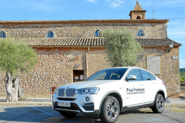 BMW X4, atractivo y muy dinámico