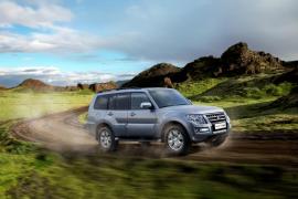 Mitsubishi actualiza la emblemática gama Montero