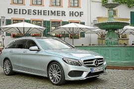 Mercedes-Benz amplía  la Clase C con el nuevo Estate