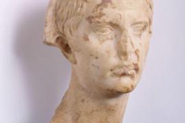 El Consell luchará para que el busto de Augusto se quede en Mallorca