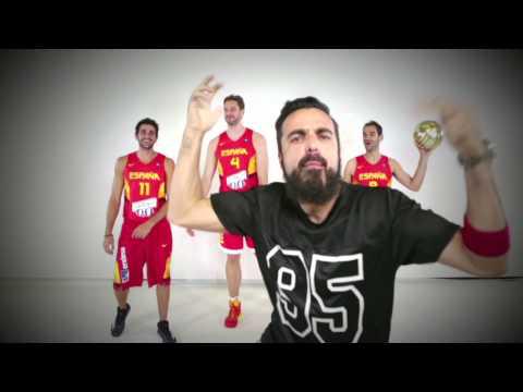 La FEB lanza 'Sube la Copa', canción oficial del Mundial de Baloncesto