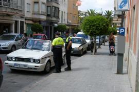 Cort ordena que la grúa se lleve los coches que no tengan ticket de la ORA