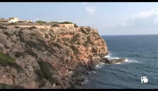 Muere un joven italiano tras precipitarse por un acantilado en Formentera