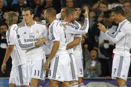 El Madrid levanta su segunda Supercopa de Europa