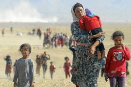 EEUU comienza a armar a los kurdos de Irak para frenar el yihadismo en el norte