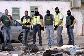 Libertad bajo fianza para los cuatro detenidos del clan de 'Los Andújar'