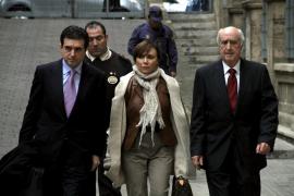 El juez Castro cree que Jaume Matas 'justifica' gastos abonados en negro