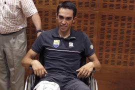 Alberto Contador decide  correr finalmente la Vuelta a España