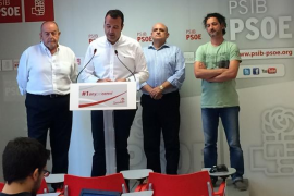 El PSIB pide al Consell que ejerza el derecho para adquirir el busto de Augusto