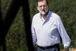 Rajoy se congratula con los datos económicos e indica que las reformas deben continuar